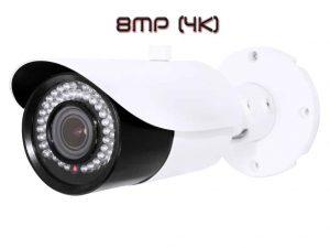 8MP IP Cameras