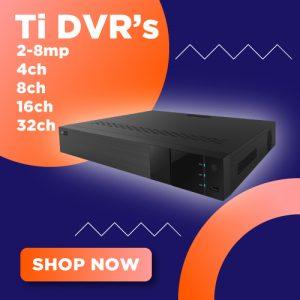 Ti HD DVR's (BNC)